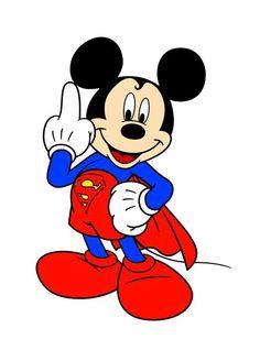 Super Mickey by MARC SICH