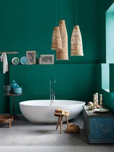 Home Dzine - Plascon green decorating solutions