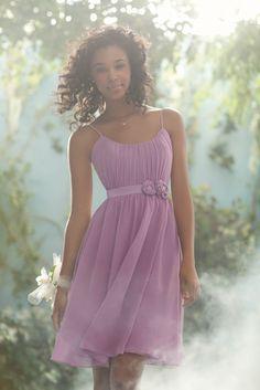 Disney's Fairy Tale Weddings by Alfred Angelo bridesmaid dress, Style 504 #bridesmaid #wedding