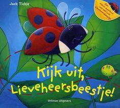 Oh dit is echt een super grappig boek voor kinderen vanaf 2 jaar. Het gaat over een lieveheersbeestje dat met nogal wat avontuur leert vliegen. Net op tijd want anders… …