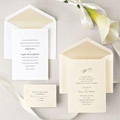 Calla Lily Beauty Wedding Invitation - Floral Wedding Invitations