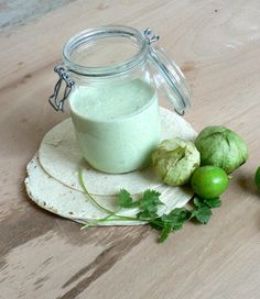 Cilantro Ranch Dressing recipe