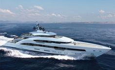 At 75 metres – a full five metres longer than the Aurora – Vesta will be the biggest yacht ever launched by Heesen Yachts. Her aluminium Fast Displacement Hull Form provides an exceptional top speed of 22 knots combined with efficient fuel consumption for a transatlantic range of 4,500 nautical miles at a cruising speed … >>