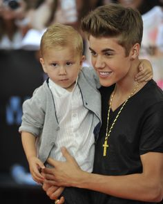 Justin Bieber. I don't care if he is a brat, that boy is fine