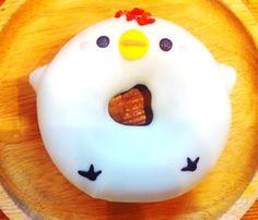 Animal donut by floresta https://twitter.com/LunarModule7/status/399015922288951296