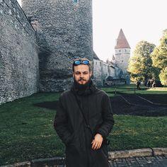@faufainis is ready to explore #Tallinn. Off we go! #visittallinn #mytallinn #fatefainis