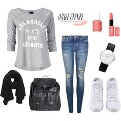 """""""Untitled #21"""" by miasaramaria on Polyvore"""