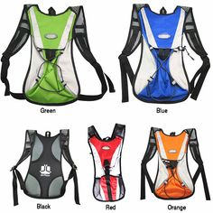 Bicycle Bike Cycling Water Bag MTB Road Cycle Sports Hiking Hydration Backpack | eBay