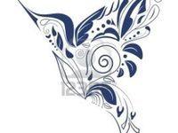 Just love this hummingbird tatoo Skin Art, Cool Tattoos, Body Art Tattoos, Tattoos, Hummingbird Tattoo, Art Tattoo, Drawings, Art, Beautiful Tattoos