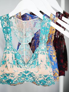 Intimately Wild Roses Gallon Racerback at Free People Clothing Boutique Bohemian Mode, Boho Chic, Pretty Outfits, Cool Outfits, Underwear, Free People Clothing, Vogue, Textiles, Dress Me Up