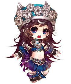 Chibi Girl 6