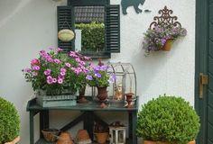 giardino stile cottage - Cerca con Google