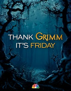 #ThankGrimmItsFriday