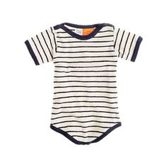 nature baby terry one-piece