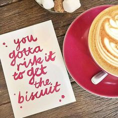 Loving this #quote for an early start to my #Tuesday! #Biscuit #Coffee #Motivation