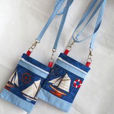 Taštičky s loděmi
