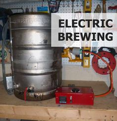 DIY - Electric beer brewing system (Step by Step)