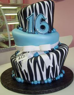 Image detail for -Teen Birthday Cakes | back to gallery