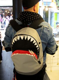 Shark bag - AWESOME!
