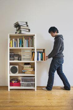 Growing cabinet by Yi-Cong Lu