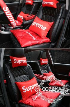 Car Seat Cushion, Seat Cushions, Supreme Iphone Wallpaper, Rugby World Cup, Supreme Stuff, Cute Couples, Dream Cars, Baby Car Seats, Hypebeast