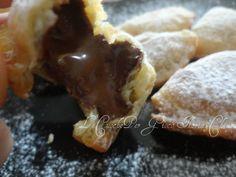 Ravioli dolci di Carnevale con marmellata e nutella!! | Ricetta dolci Carnevale