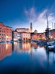 Charming Photos of Slovenia- Piran