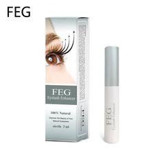 Novos Tratamentos Crescimento Dos Cílios FEG Erval de Chinês Maquiagem Poderosa Líquido Soro Potenciador Chicote Do Olho Mais Grosso 3 ml alishoppbrasil