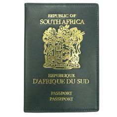 d890e85960f Mosafer South Africa Passport Cover