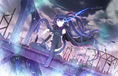 Black★Rock Shooter  Rock and Ron