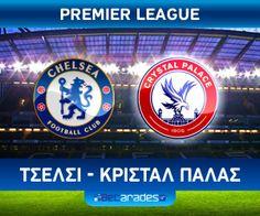 Τσέλσι - Κρίσταλ Πάλας - Premier League http://www.betarades.gr/premier-league_c_227.html #στοίχημα #stoixima #pamestoixima #prognostika