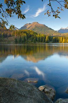 Autumn colours in the Tatra mountains Slovakia High Tatras, Tatra Mountains, Colours, Autumn, Nature, Travel, Voyage, Fall, Viajes