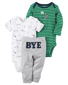 6-9 months Baby Boy Clothing sets. Lot of BRAND NEW Carters clothing  6 Months