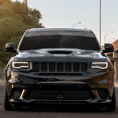 Image may contain: car and outdoor Srt Jeep, Jeep Grand Cherokee Srt, Plymouth Satellite, Cars And Motorcycles, Cool Cars, Dodge, Darth Vader, Van, Trucks