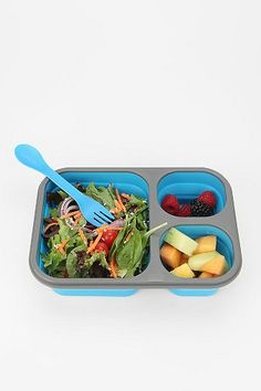 Collapsible To-Go Lunchbox