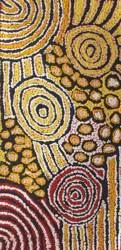 Another fantastic piece of Australian Aboriginal Art by Debra Young Nakamarra / Women's Ceremony (P21) is the title of the work. Click the painting to view more images and information on this piece and over 1000 other paintings from many of the best Aboriginal artists from Australia. Thank you