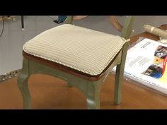 How to Make a Chair Pad | Do-It-Yourself Advice Blog.