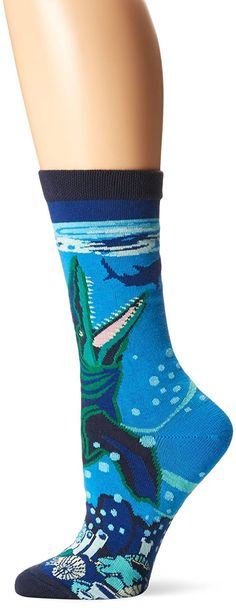 Ozone Women's Dinosaur Sock * For more information, visit now : Dresses