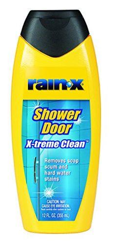 Rain-X 630035 Shower Door Cleaner, 12 fl. oz. #carscampus