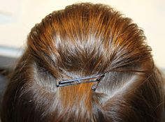 Hairstyles for Girls.. The Wright Hair: How to Make a Poof
