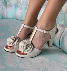 If I can't justify splurging on a pair of Chie Miharas for my wedding day, when can I?!