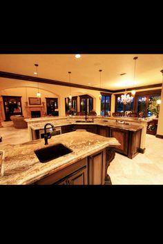 Open kitchen!!