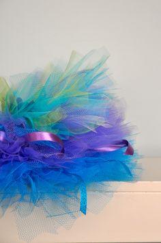 #tutus in ocean colors