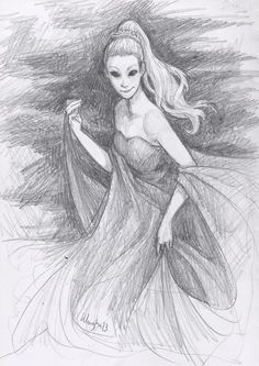 Hecate by Burdge   <------ cool my demigod mother is hecate i didn't know that there was fan art