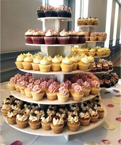 The Gourmet Cupcake Shoppe — Best bakery in Michigan Tri-City area