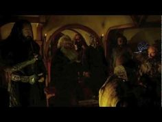 The Hobbit an Unexpected Journey - Thorin's Song. I'm not sure I can wait four more months.