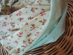 emmilly / Tunel šatka Napkins, Towels, Dinner Napkins