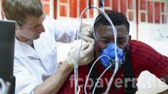 Players sweat through diagnostic tests 020715 - FC Bayern München AG