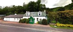 3 bedroom house for sale in Cairndow, Onich, Nr Fort William, Property Listing, Property For Sale, Water Storage Tanks, Fort William, Open Fireplace, Double Garage, Open Fires, 3 Bedroom House, Ceiling Beams