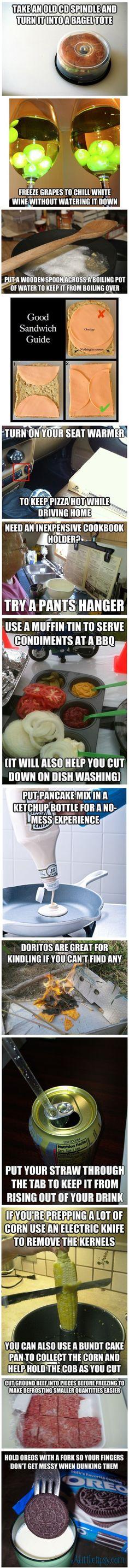 Helpful Food Tips